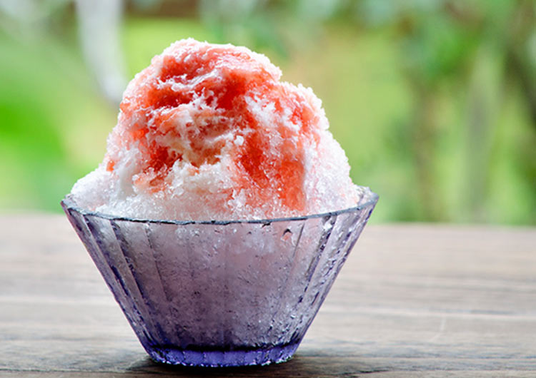 Five of the Tastiest Kakigori Flavours You Need to Try This Summer