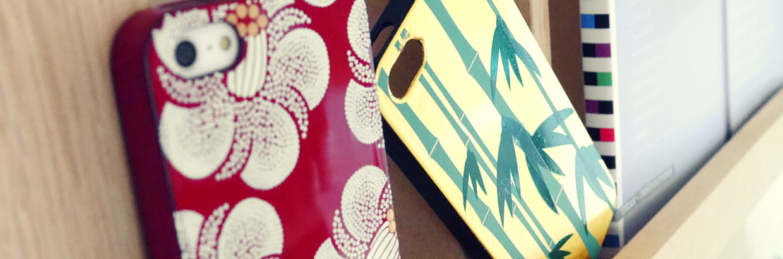 maki-e iphone case