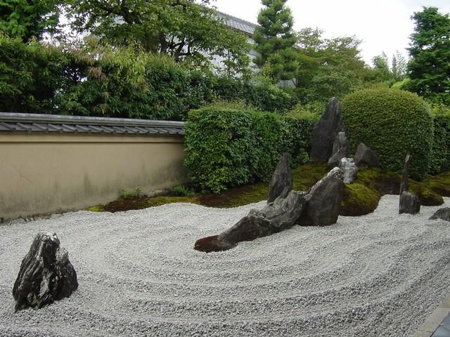 Japanese Rock Garden - 枯山水 ...